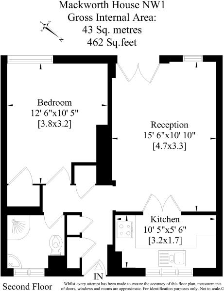 Mackworth House, ...