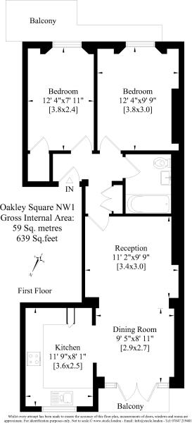 Oakley Square, Fl...