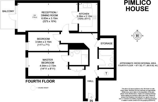 Pimlico-Apartment...