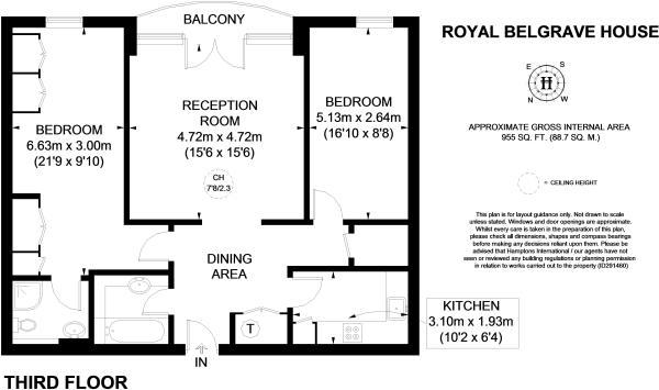 Royal-Belgrave-House