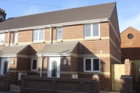 2 bedroom semi detached property in Gallwey Road, Wyke...