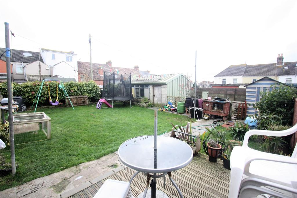 Westerly Rear Garden