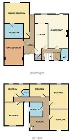 Floorplan 9 Chafeys.