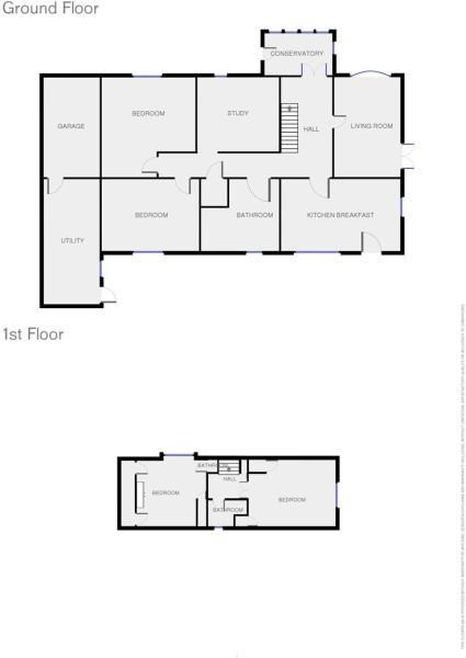 Southdene floorplan.