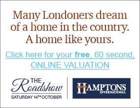 Get brand editions for Hamptons International Lettings, Islington