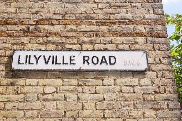 Lilyville Road