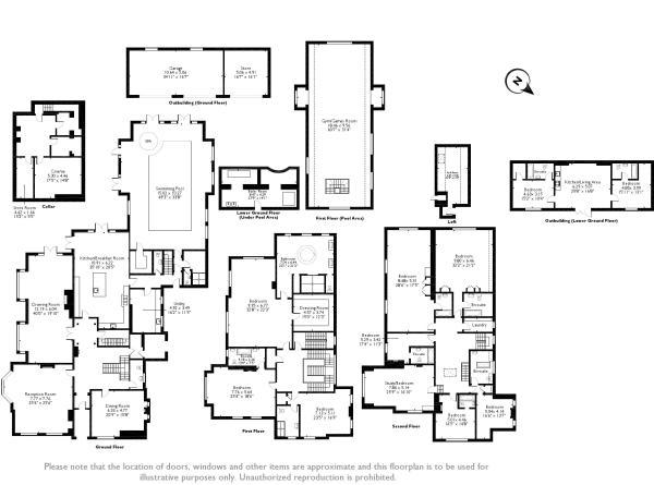 floor plan amended