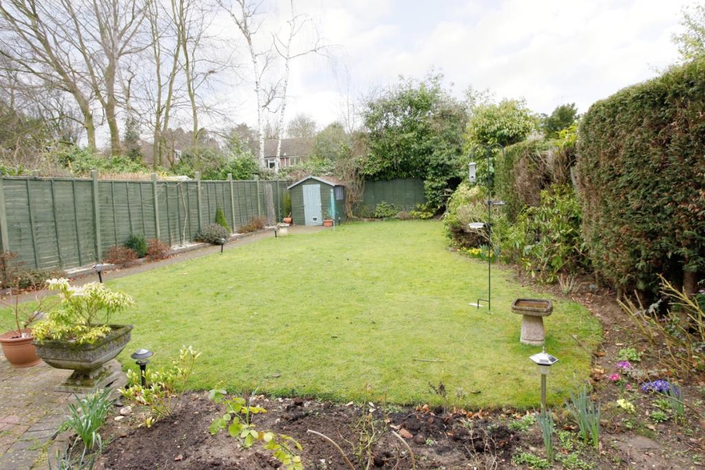 Garden, Rear