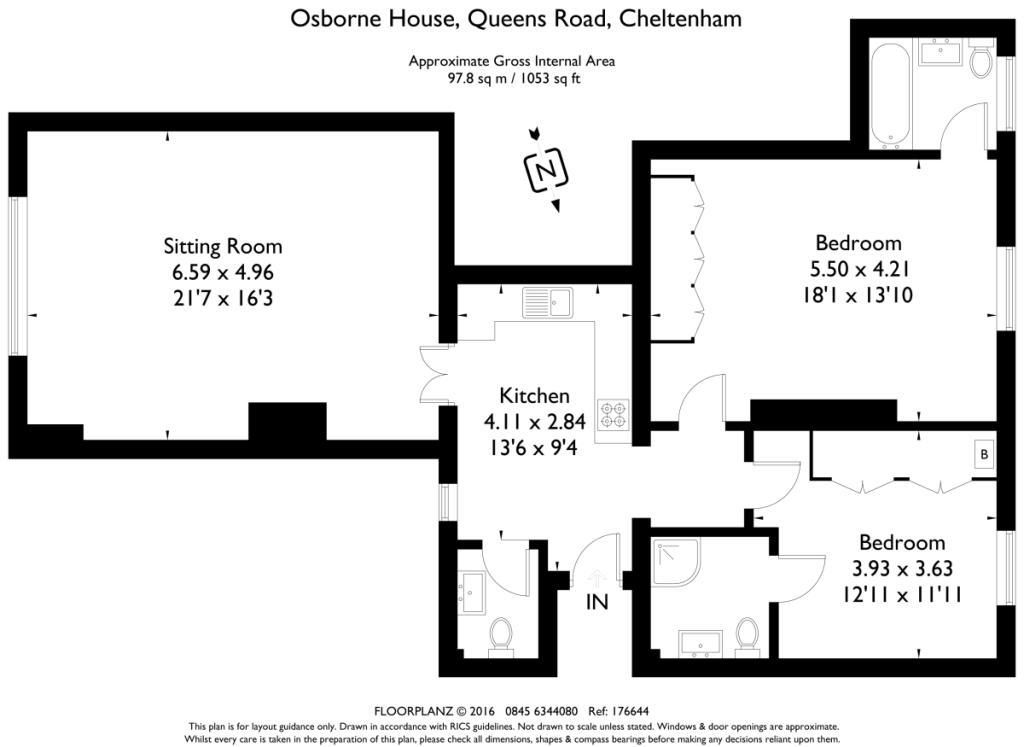 Osborne House, Fl...