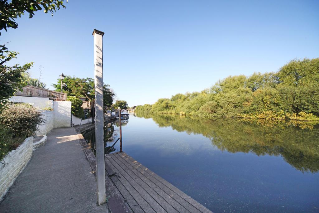 River frontage