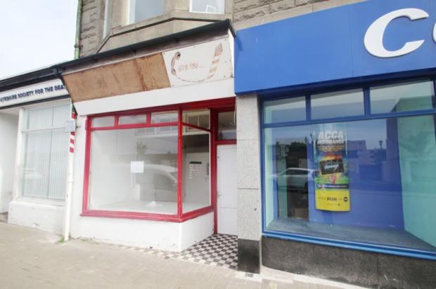 Commercial Property For Sale In 169 Ayr Road Prestwick