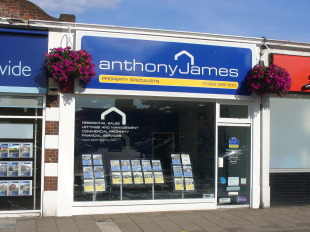 Anthony James Residential, Dartfordbranch details