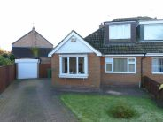 3 bedroom Semi-Detached Bungalow for sale in Wesley Close, South Cave
