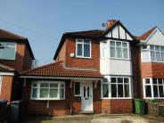 3 bed semi detached property in Barnfield, Urmston, M41