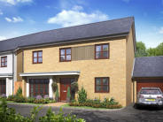 4 bedroom new house for sale in Basingstoke, Hampshire...