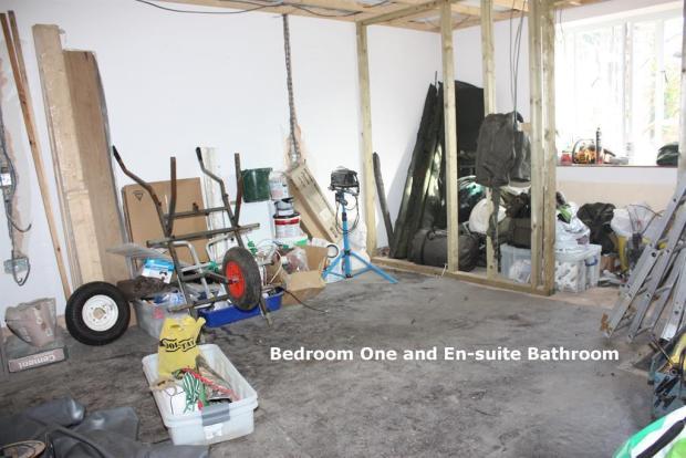 Bedroom One and En suite