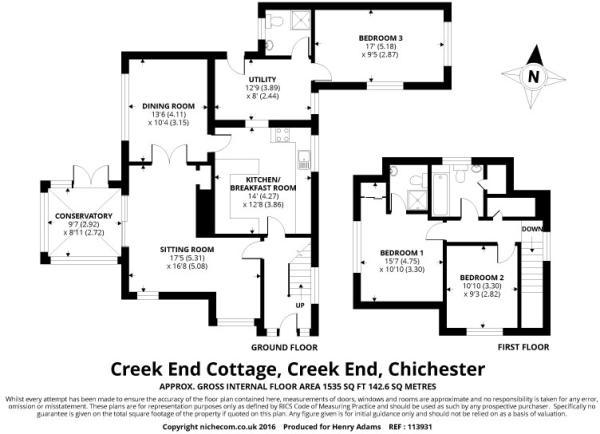 creek end cottage