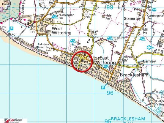 area location