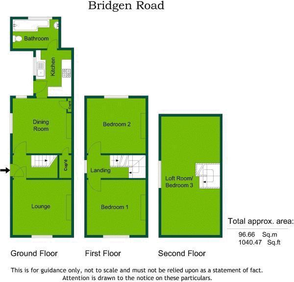 18 Bridgen Road