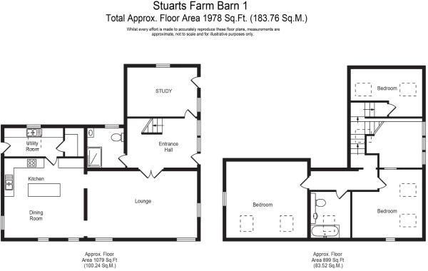 Floorplan barn 1
