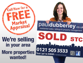 Get brand editions for Paul Dubberley & Co, Wednesbury