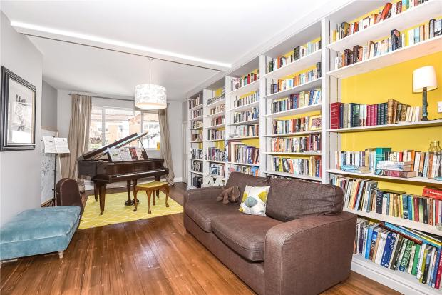 Music Room/Library