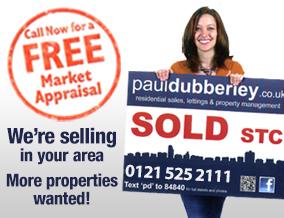 Get brand editions for Paul Dubberley & Co, West Bromwich
