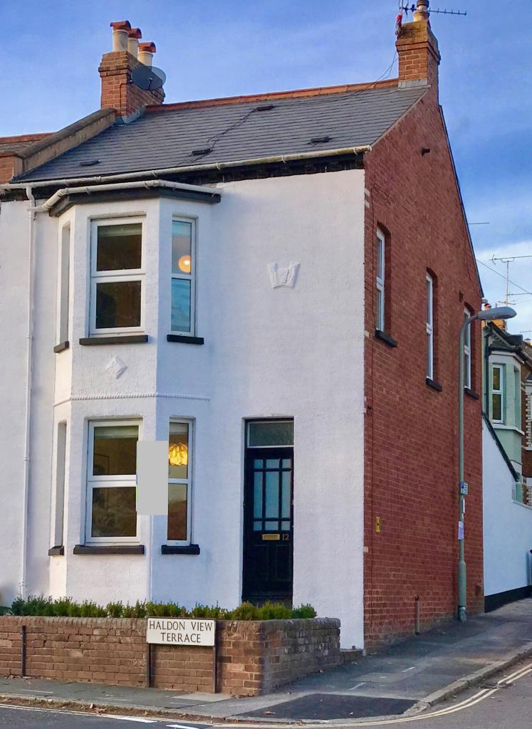 3 bedroom terraced house to rent in haldon view terrace for Terrace exeter
