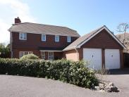 4 bedroom Detached property to rent in Caspian Close Fishbourne...