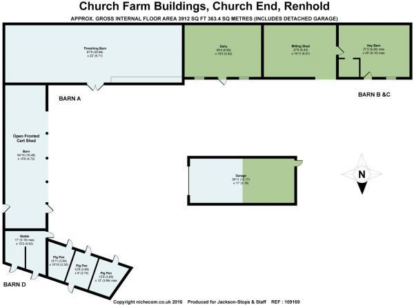 Church Farm Building