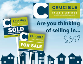 Get brand editions for Crucible Sales & Lettings, Chapeltown
