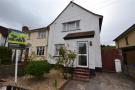 3 bed semi detached house in Lynton Road, Bedminster...