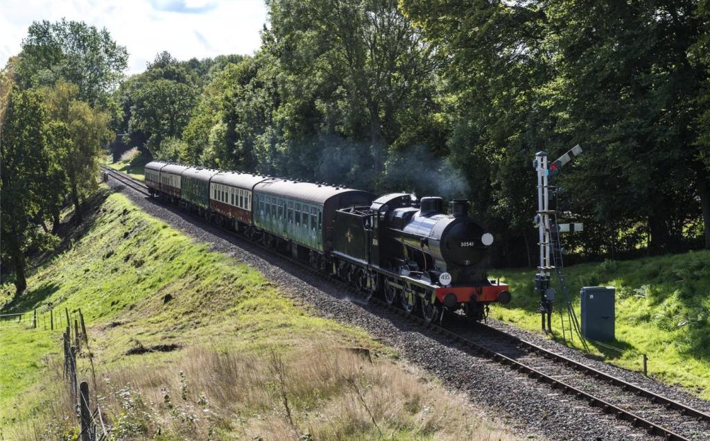 Bluebelll Railway