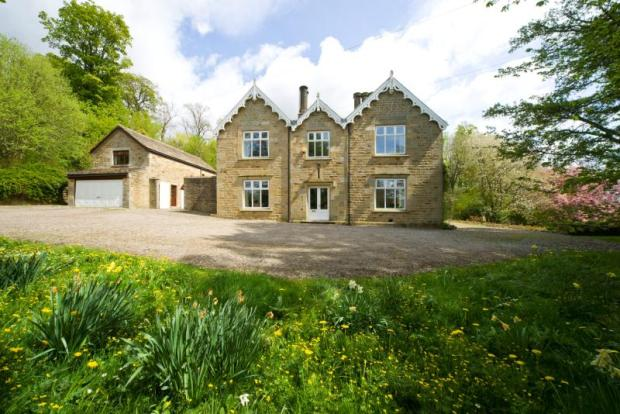 5 bedroom detached house for sale in Stanhope, Co Durham, DL13