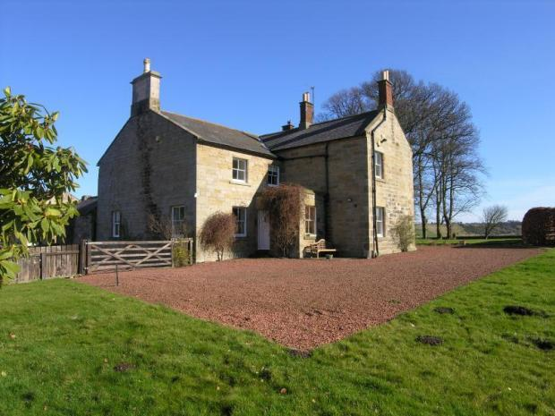 Townfoot Farmhouse