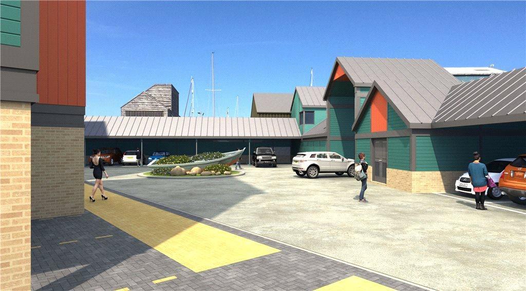 CGI Car Ports