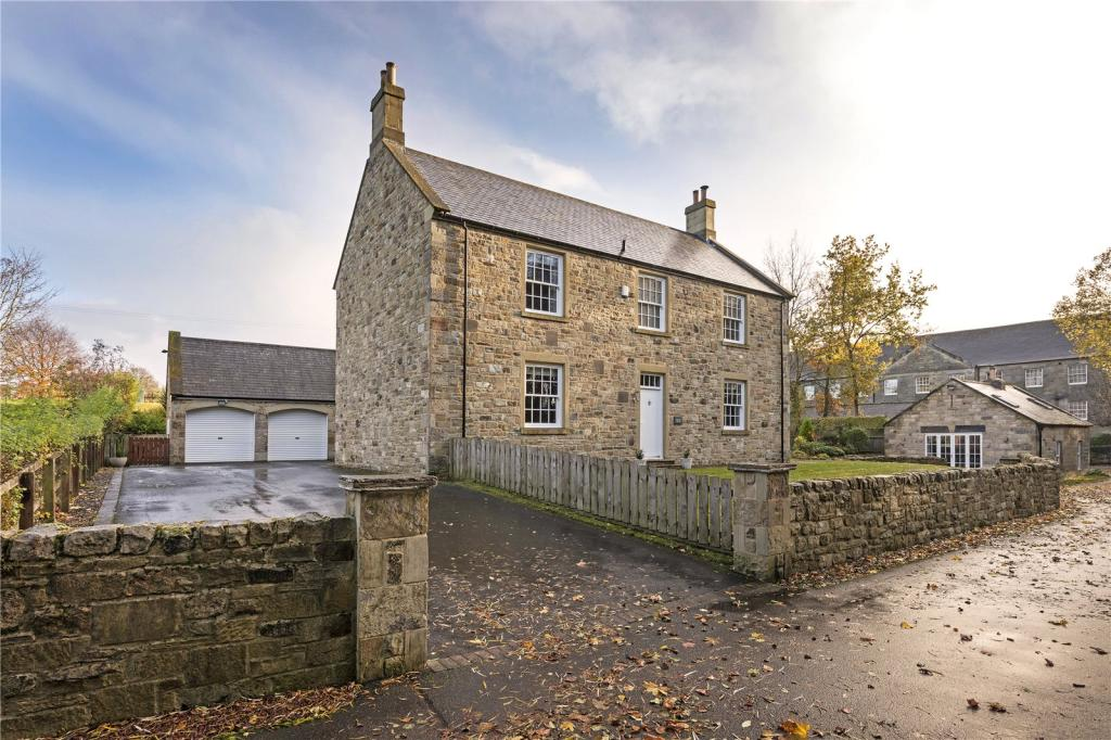 Stonelea House
