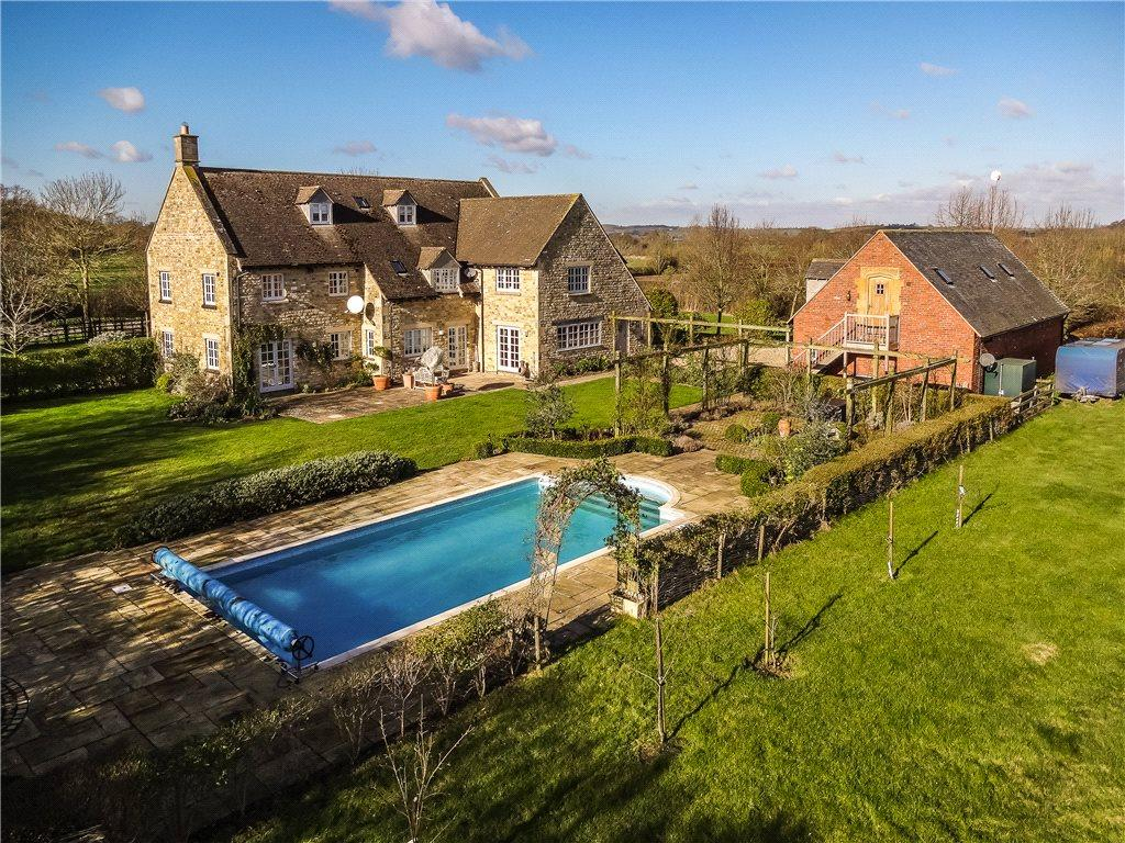 6 Bedroom Detached House For Sale In Brailes Road Whatcote Shipston On Stour Warwickshire Cv36