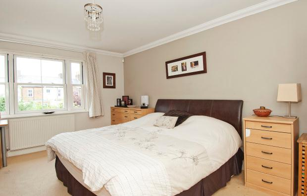 Heath Road Bedroom