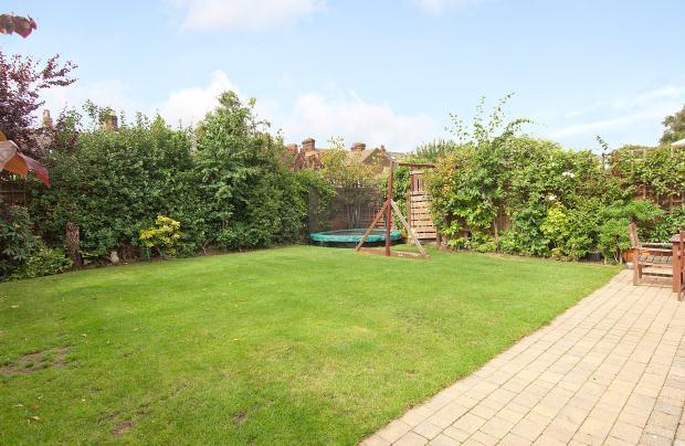 Heath Road Garden