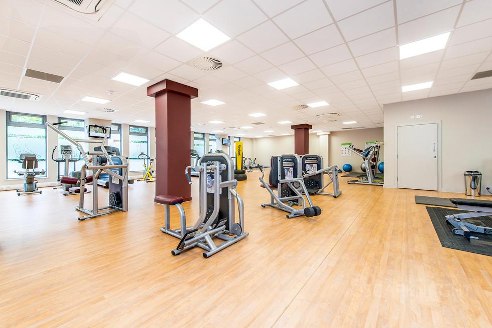 Free Residents Gym