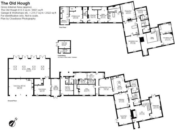 The Old Ho Floorplan