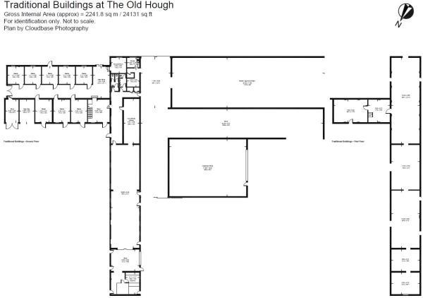 Trad Build Floorplan