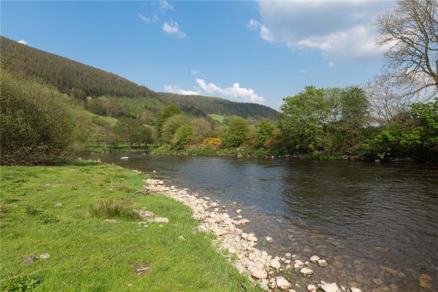 Fishing On River Dee