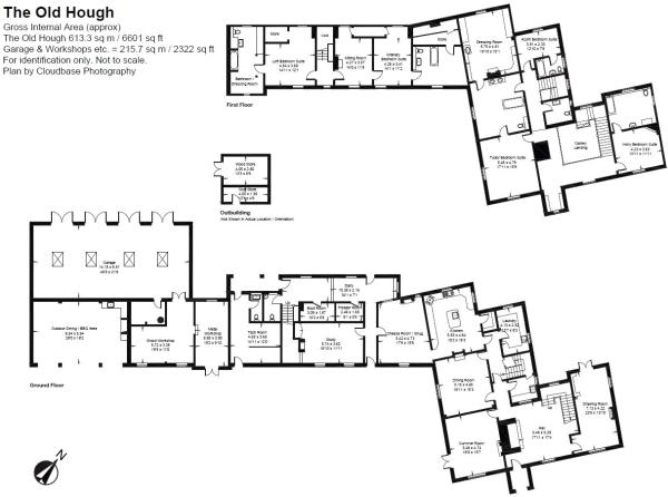 The Old Ho Floorplan