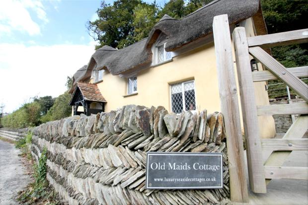Old Maids Cottage