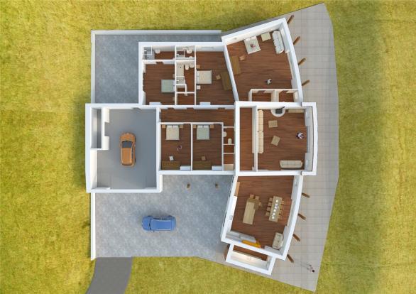 CGI House Layout