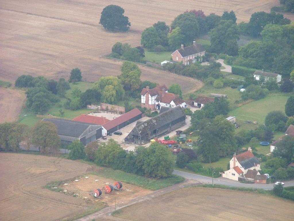 Boreham, Barn Conv