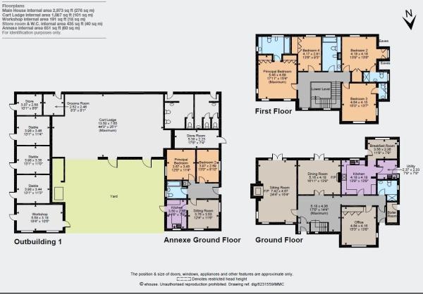 Floorplan - Buckwyns