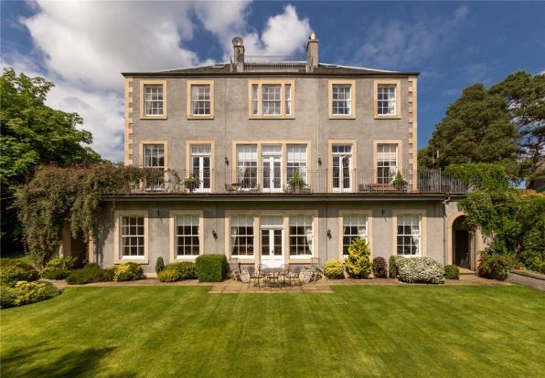 10 bedroom detached house for sale in coltbridge gardens edinburgh
